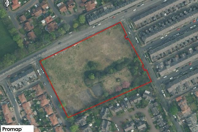 Land At Salters Road, Gosforth, Newcastle Upon Tyne NE3