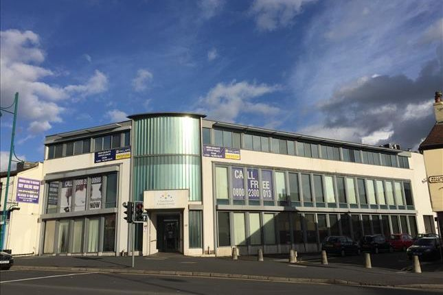 Thumbnail Office for sale in National House, 80-82, Wellington Road North, Stockport