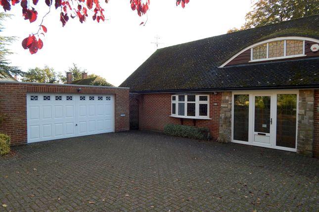 Thumbnail Bungalow to rent in Taverham Road, Taverham, Norwich