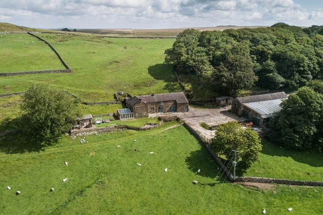 Thumbnail Country house for sale in Hollinsclough, Buxton