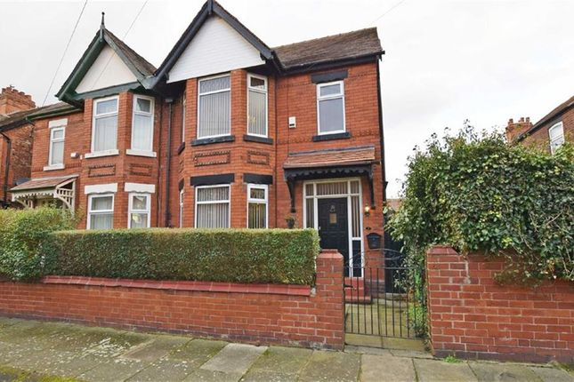 3 bed semi-detached house for sale in Brighton Avenue, Burnage, Manchester