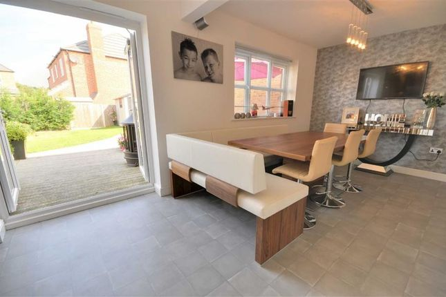 Thumbnail Detached house for sale in Kings Road, Audenshaw, Manchester, Greater Manchester