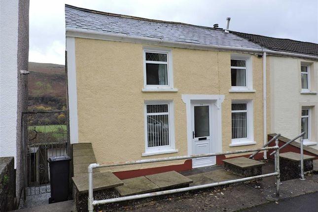 Thumbnail End terrace house for sale in Cyfyng Road, Ystalyfera, Swansea
