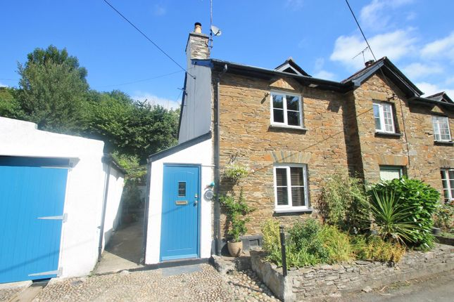 Thumbnail Cottage for sale in Newport, St. Germans, Saltash