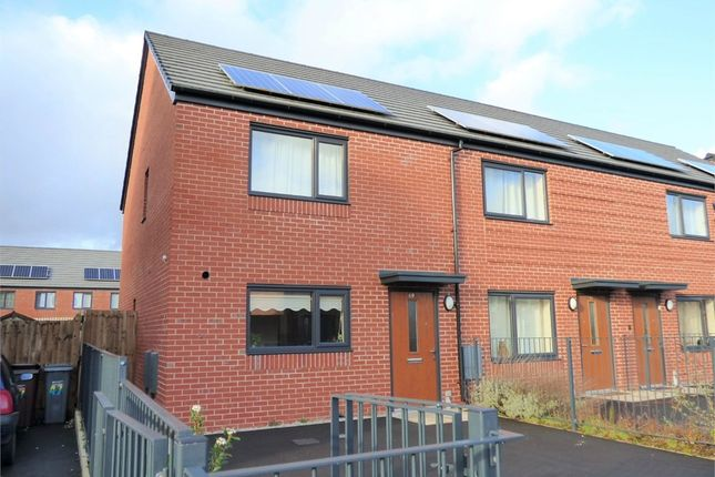 Thumbnail Semi-detached house for sale in Beastow Road, Manchester