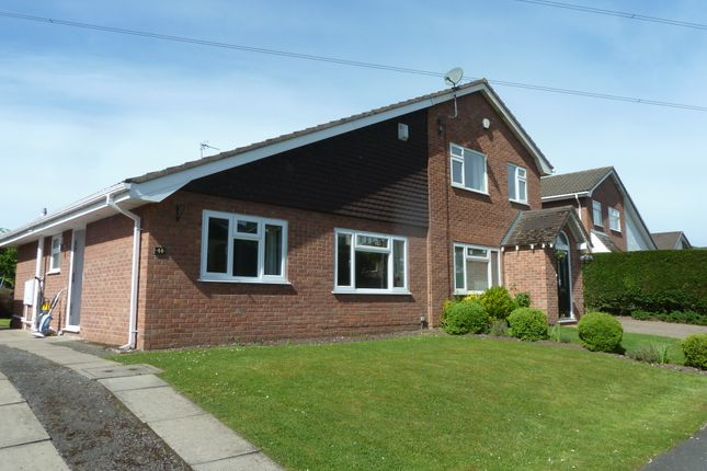 Thumbnail Semi-detached bungalow to rent in Shearwater Road, Stockport