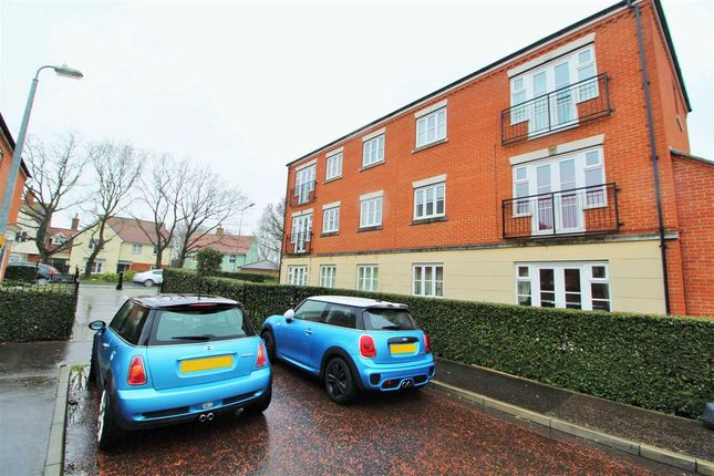 Thumbnail Flat for sale in Springham Drive, Myland, Colchester