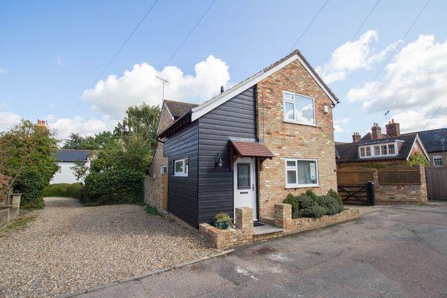 Thumbnail Link-detached house for sale in Market Lane, Linton, Cambridge