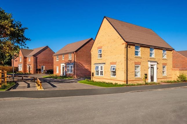 "Thumbnail Detached house for sale in ""Cornell"" at Nine Days Lane, Redditch"