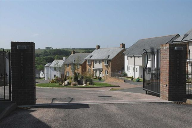 Thumbnail Semi-detached house for sale in Molesworth Way, Holsworthy