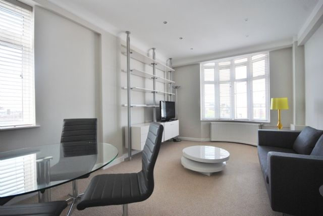 1 bed flat to rent in Grove End Gardens, Grove End Road, St Johns Wood, London