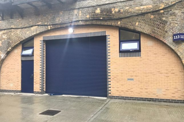 Thumbnail Industrial to let in Tent Street, London