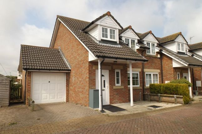 Thumbnail End terrace house to rent in Station Mews, Widdrington, Morpeth