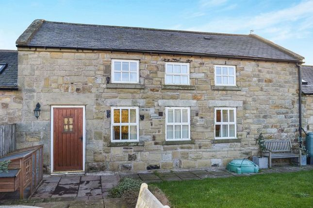 Thumbnail Barn conversion for sale in Warenford, Belford