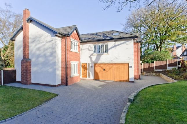 Thumbnail Detached house for sale in Junction Road, Deane, Bolton, Lancashire