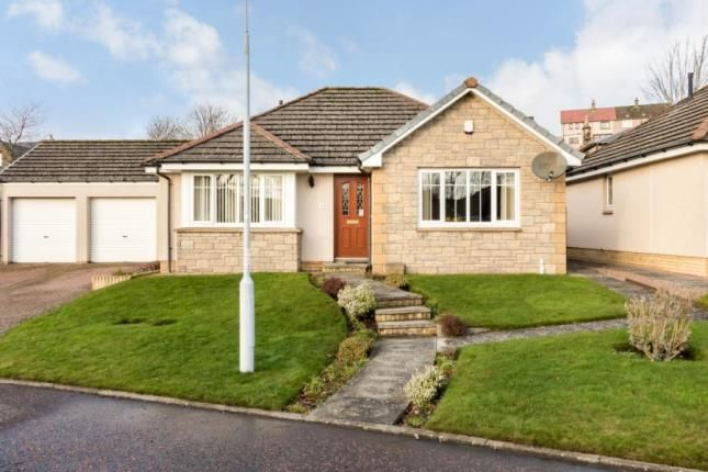 Thumbnail Bungalow for sale in Valley Gardens, Leslie, Glenrothes, Fife