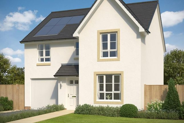 "Thumbnail Detached house for sale in ""Dunbar"" at Victoria Street, Monifieth, Dundee"