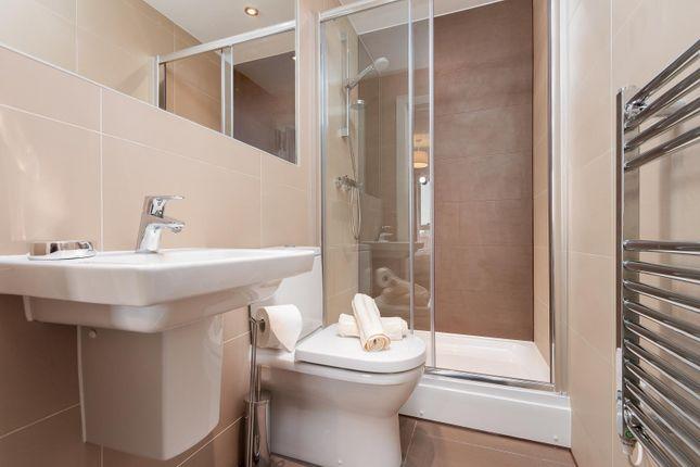 Bathroom of Alto Building, Sillavan Way, Salford M3