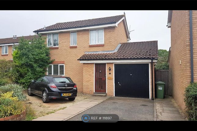 Thumbnail Detached house to rent in Kempton Avenue, Hereford
