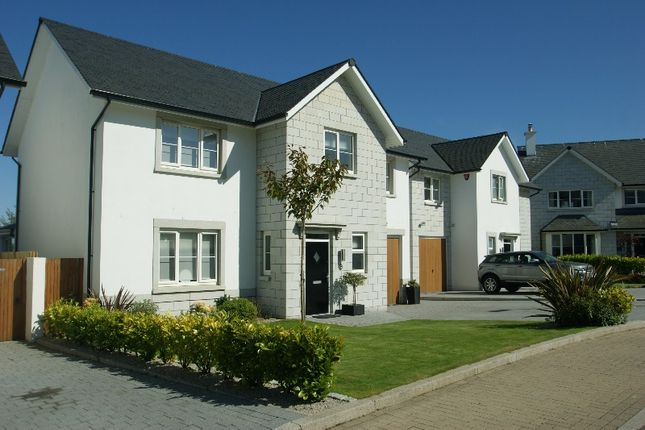 Thumbnail Detached house to rent in Oakhill Grange, West End, Aberdeen
