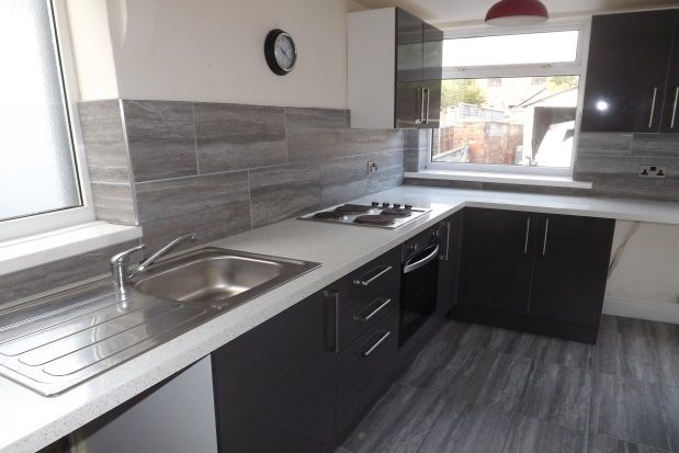 Thumbnail Terraced house to rent in Baines Avenue, Blackpool