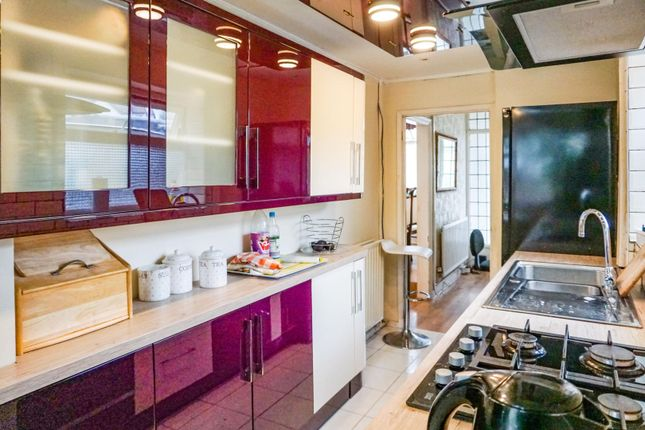 Kitchen of Blackburn Avenue, Claregate, Wolverhampton WV6
