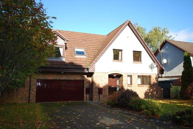 Thumbnail Detached house to rent in Drummond Place, Inverness