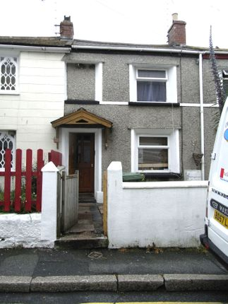 Thumbnail Terraced house to rent in Leskinnick Place, Penzance