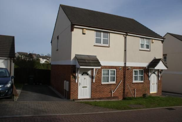 Semi-detached house to rent in Kintyre Close, Torquay