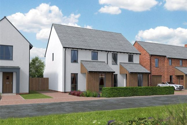 Thumbnail Semi-detached house for sale in Orchard View, Kingfisher Rise, Newton St Cyres