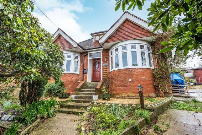 Thumbnail Detached bungalow for sale in Edwina Close, Southampton
