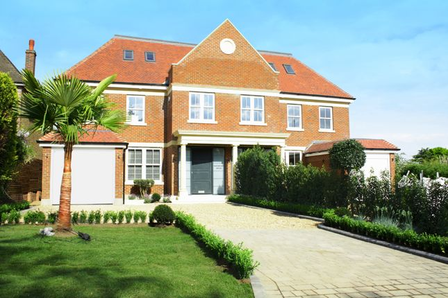 Thumbnail Semi-detached house for sale in Mymms Drive, Brookmans Park