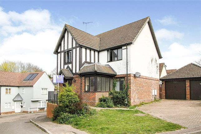 Thumbnail Detached house for sale in St. Peters View, Sible Hedingham, Halstead