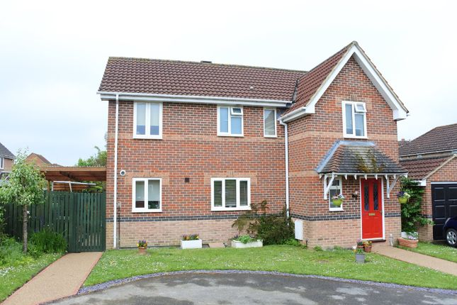 Thumbnail Detached house for sale in Milestone Way, Gillingham