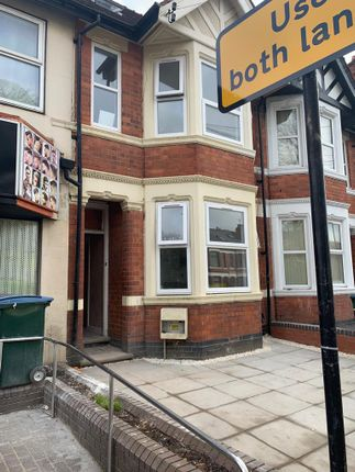 Thumbnail Studio to rent in Foleshill Road, Coventry