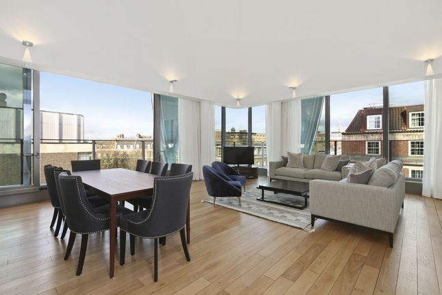 Thumbnail Flat to rent in Great Cumberland Place, Marble Arch, London