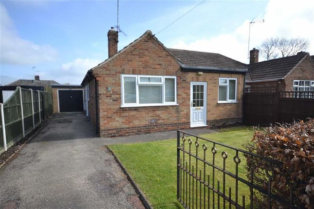 Thumbnail Semi-detached bungalow for sale in Springfield Road, Southwell, Nottinghamshire