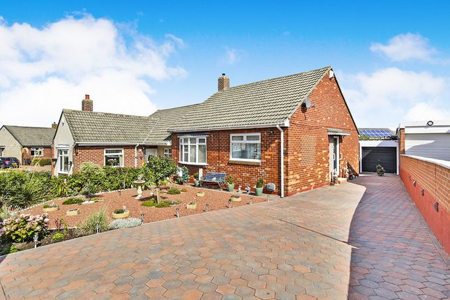 Thumbnail Bungalow for sale in Wharnley Way, Consett