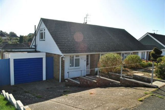 Thumbnail Bungalow to rent in Valley Drive, Seaford
