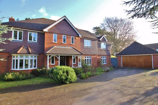 Thumbnail Detached house for sale in Holm Hill, West Kirby, Wirral