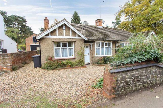Thumbnail Semi-detached bungalow for sale in Heath Road, Leighton Buzzard