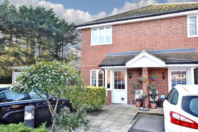 1 bed semi-detached house for sale in Hollingsworth Mews, Garston, Watford WD25
