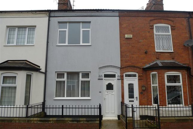 Thumbnail Terraced house to rent in Cecil Street, Goole