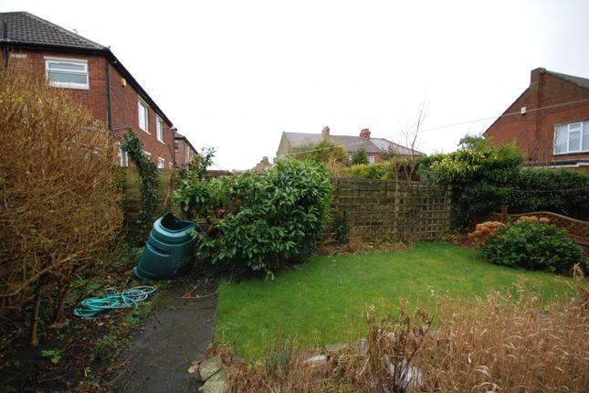Garden of Oakfield Road, Whickham, Newcastle Upon Tyne NE16