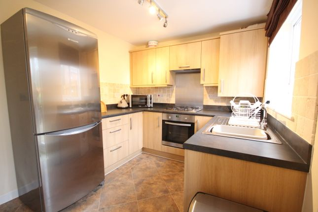 Thumbnail Semi-detached house to rent in Farleigh Court, Buckshaw Village, Chorley