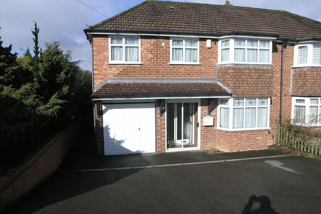 Thumbnail Property for sale in Thornhill Road, Halesowen