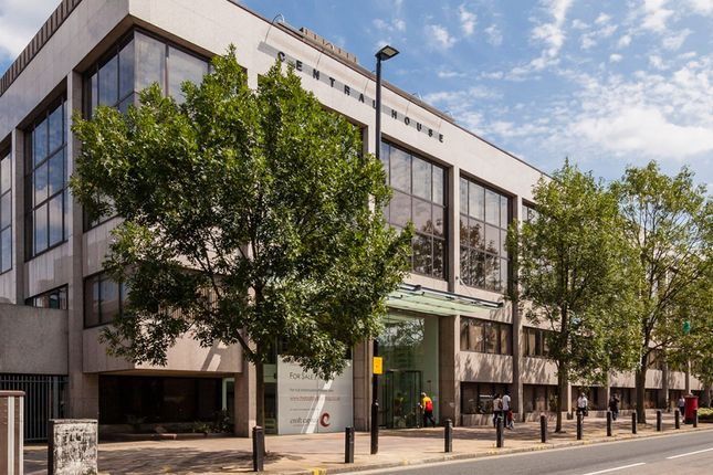 Thumbnail Flat for sale in Central House, Hounslow