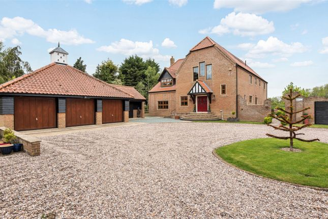 Thumbnail Detached house for sale in South Thoresby, Alford