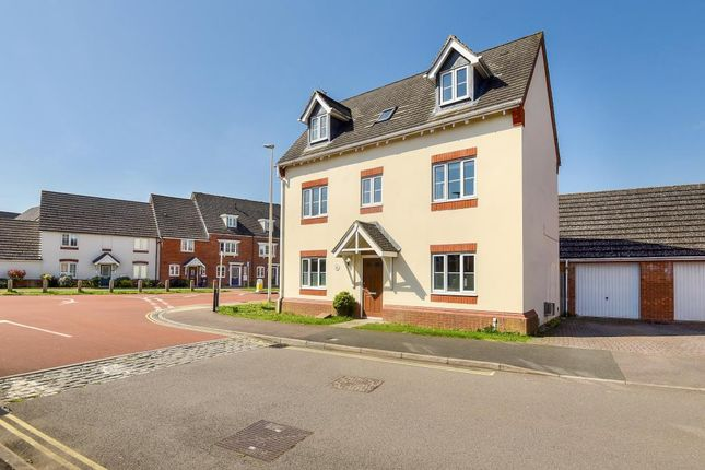 Thumbnail Detached house for sale in Horne Road, Thatcham