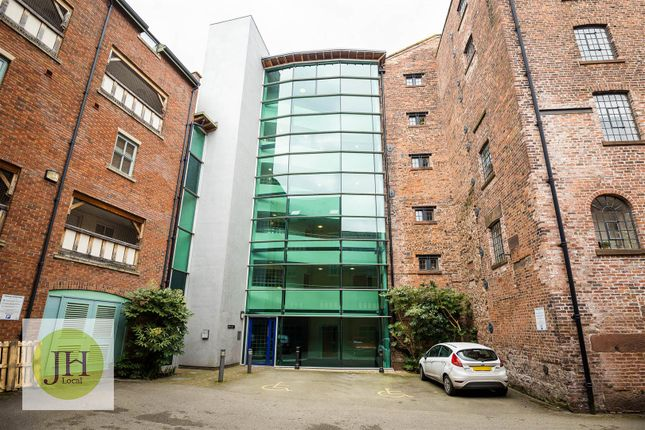 2 bed flat for sale in Steam Mill Street, Chester CH3